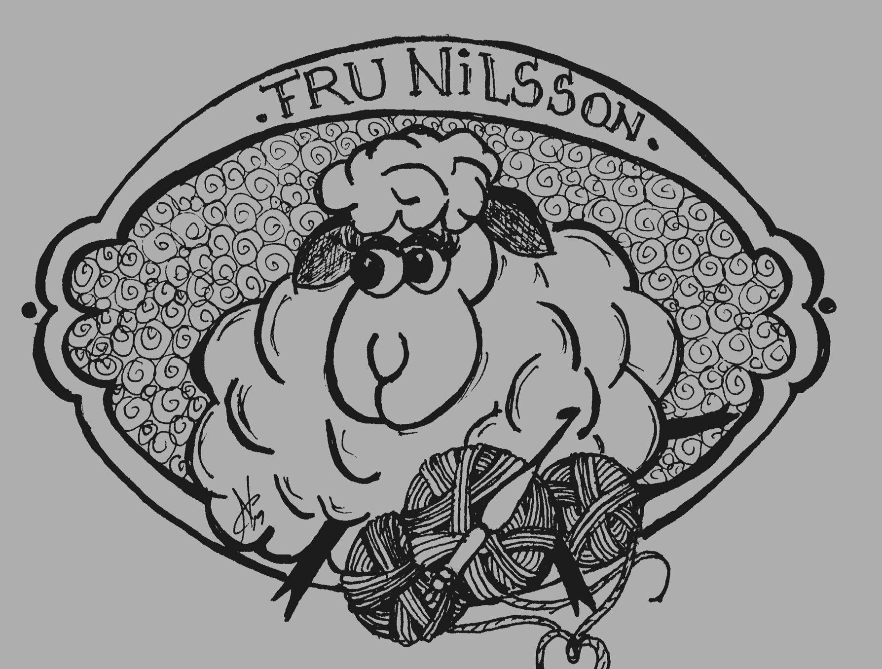 Fru Nilsson`s hæklede ting og sager
